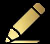 gold stift